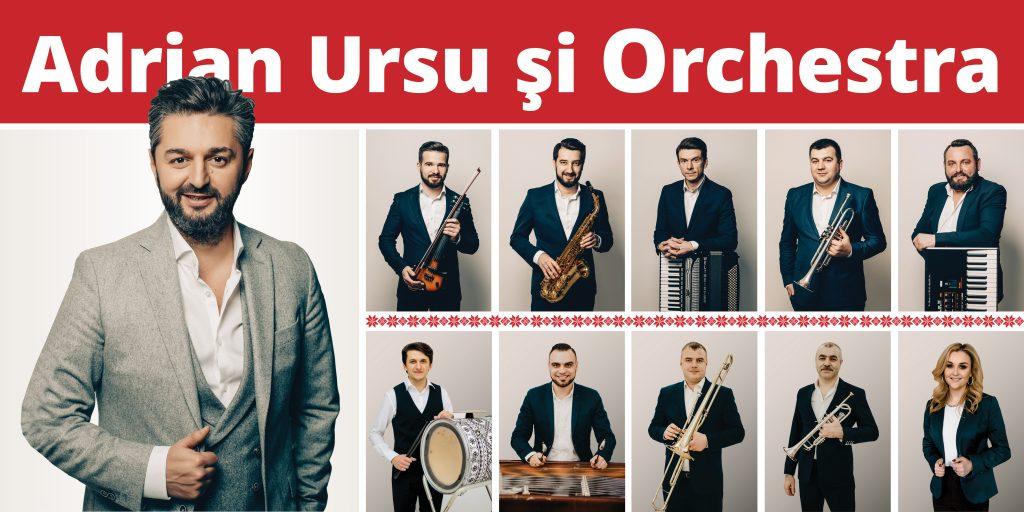 Adrian Ursu și Orchestra