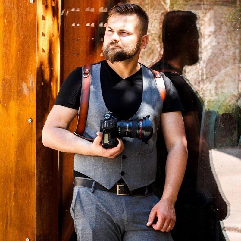 Dinu Malancea, fotograf