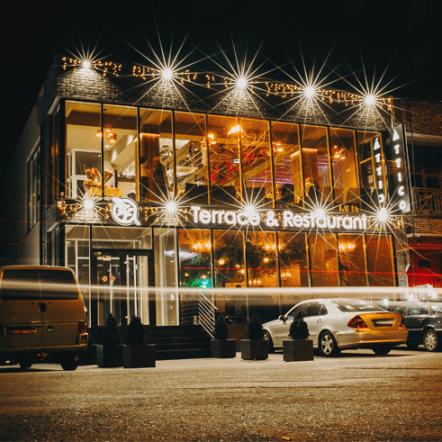 Àttico Terrace & Restaurant